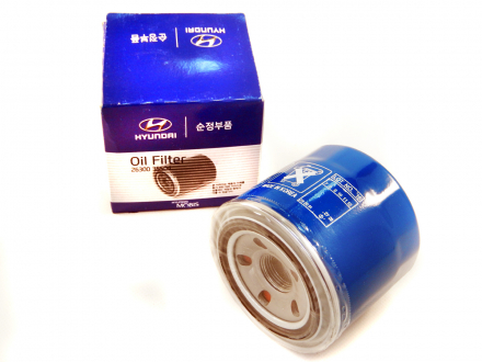 26300-35504 MOBIS Фильтр масляный KIA, Hyindai ()