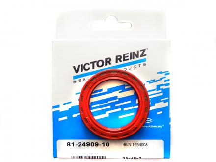 81-24909-10 VICTOR REINZ Сальник распредвала 1.5 Ланос, Авео, Лачетти 1.8 (Victor Reinz)